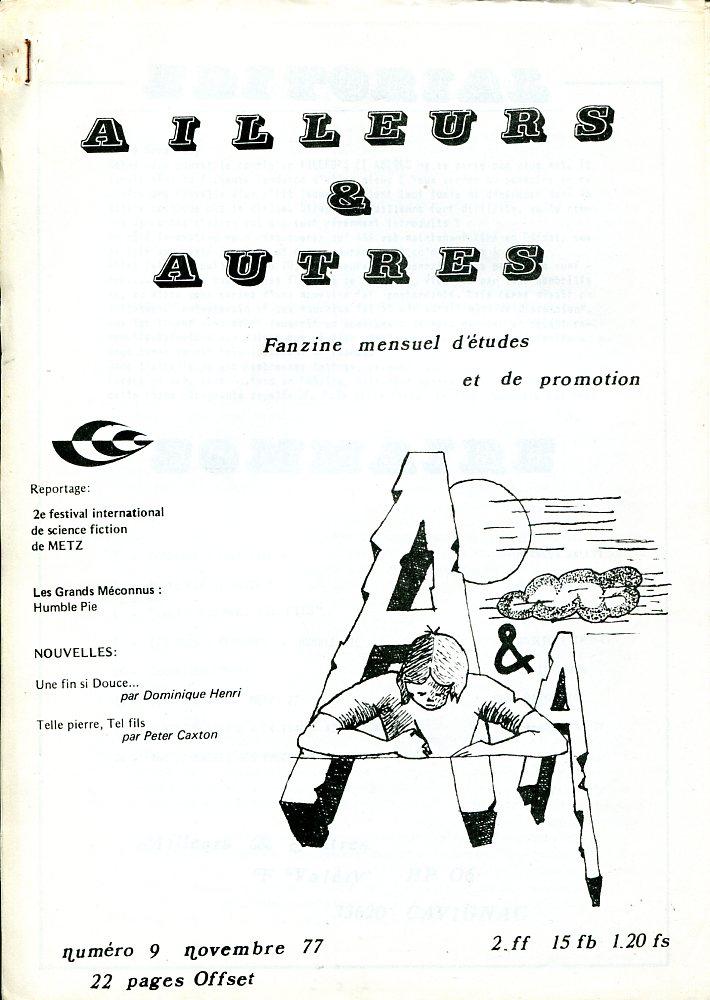 Ailleurs & Autres n° 9