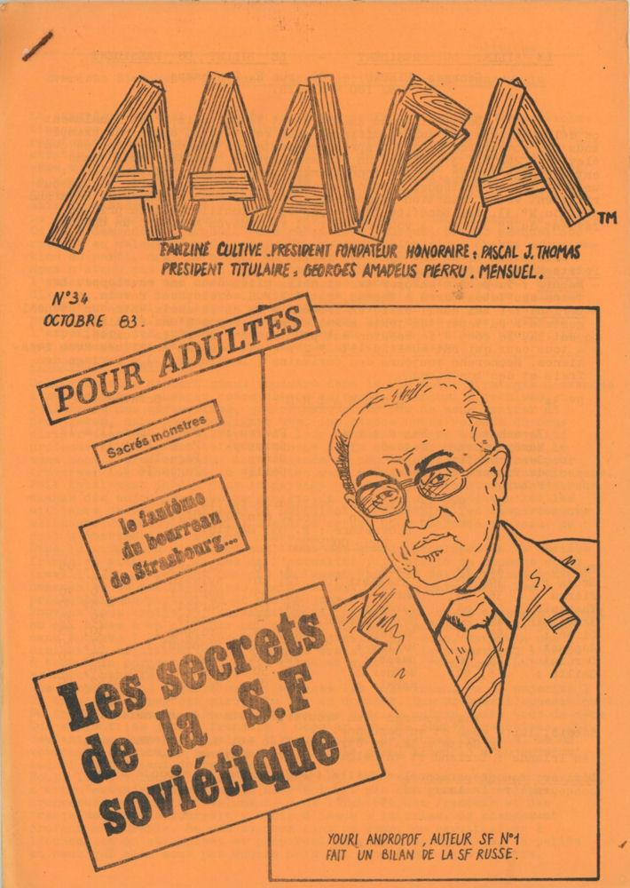AAAPA n° 34