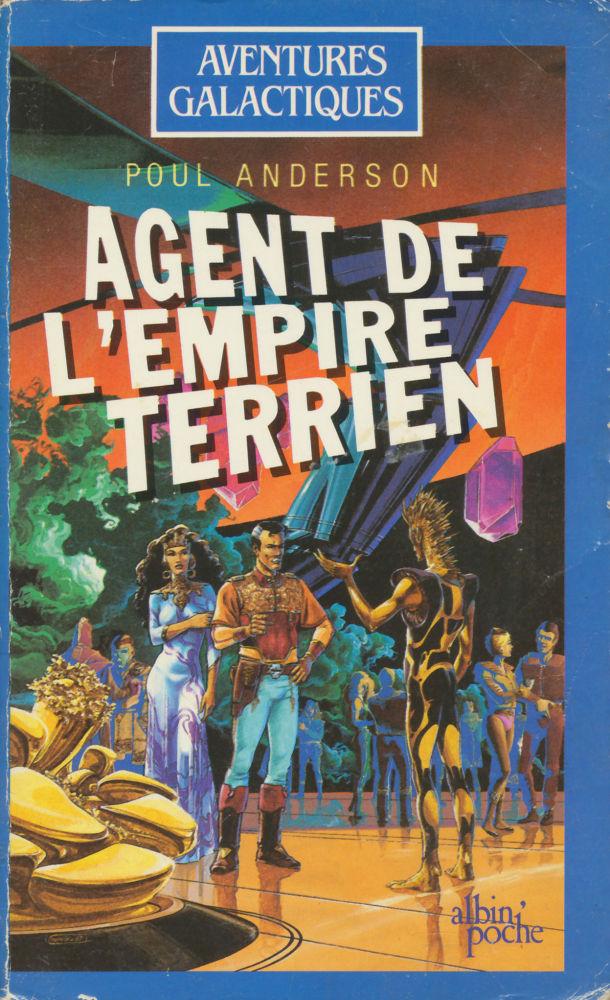 Agent de l'Empire Terrien