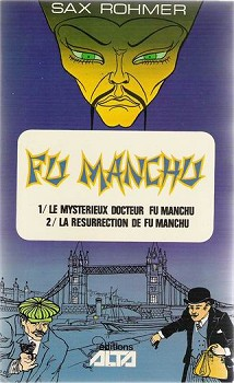 Fu Manchu - 1