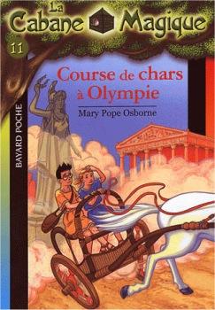 Course de chars à Olympie