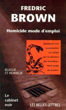 Homicide mode d'emploi