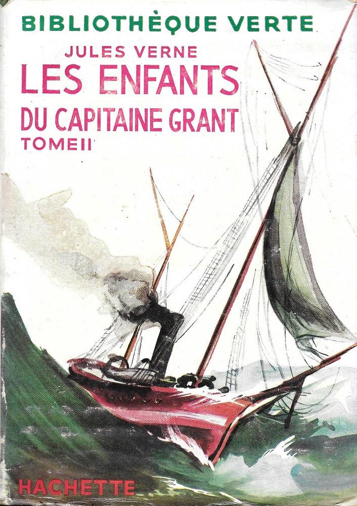 Les Enfants du capitaine Grant - tome 2