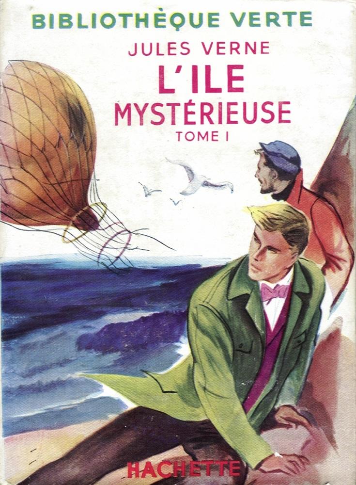 L'Île mystérieuse - 1