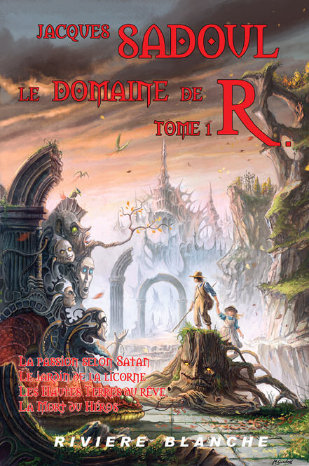 Le Domaine de R - tome 1