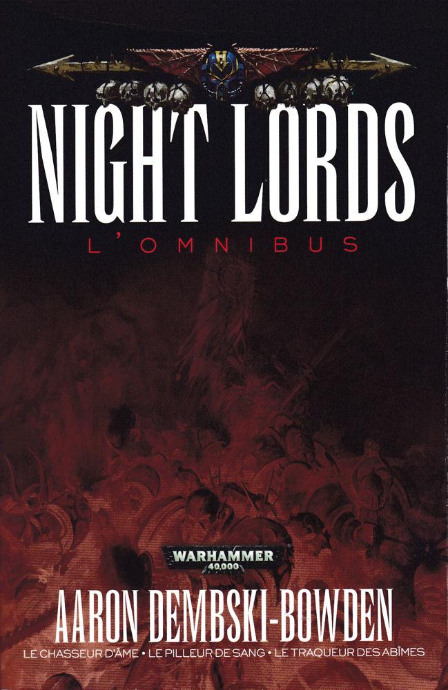 Night Lords - L'Omnibus