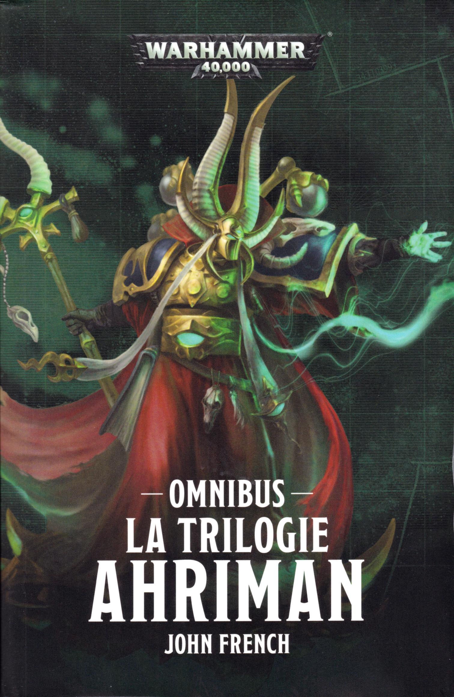 La Trilogie Ahriman