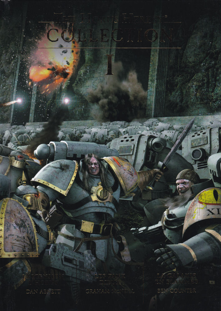 The Horus Heresy : Collection I