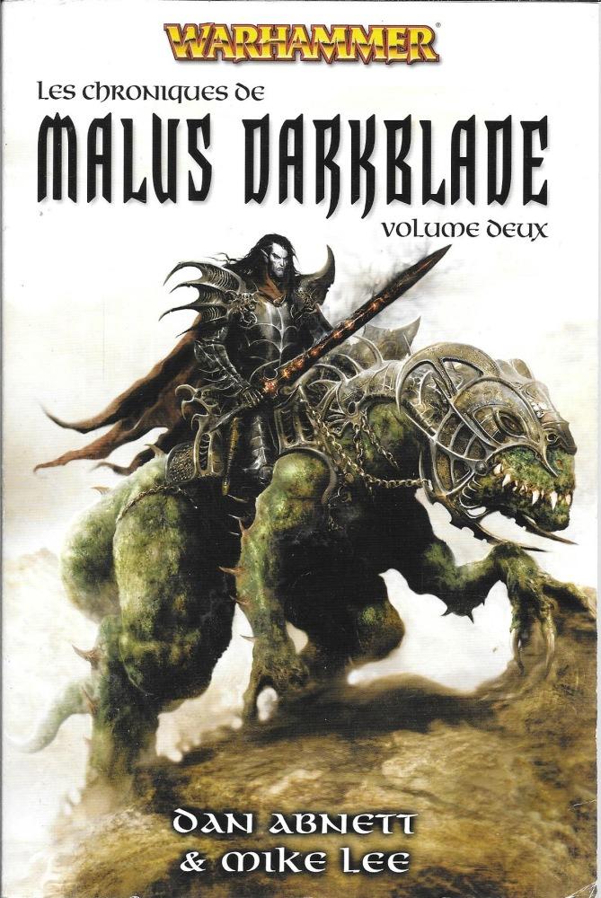 Les Chroniques de Markus Darkblade - volume deux