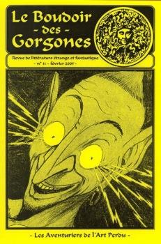 Le Boudoir des Gorgones n° 11