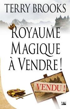 Royaume magique à vendre !