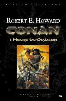 Conan - L'Heure du dragon. Deuxième volume : 1934