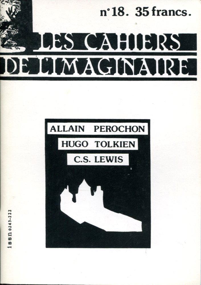 Les Cahiers de l'Imaginaire n° 18 : mille huit cent quatre vingt cinq et varia