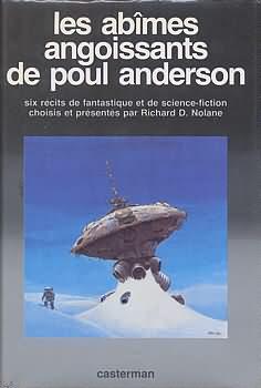 Les Abîmes angoissants de Poul Anderson