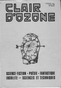 Clair d'ozone n° 1