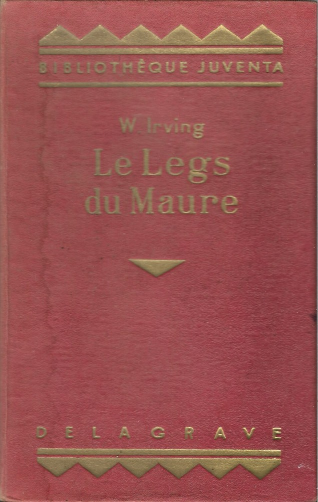 Le Legs du Maure - Rip et Autres Contes