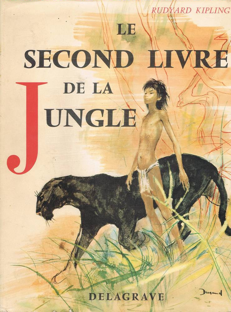 Le Second livre de la jungle