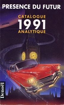 Présence du futur - Catalogue analytique 1991