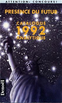 Présence du futur - Catalogue analytique 1992