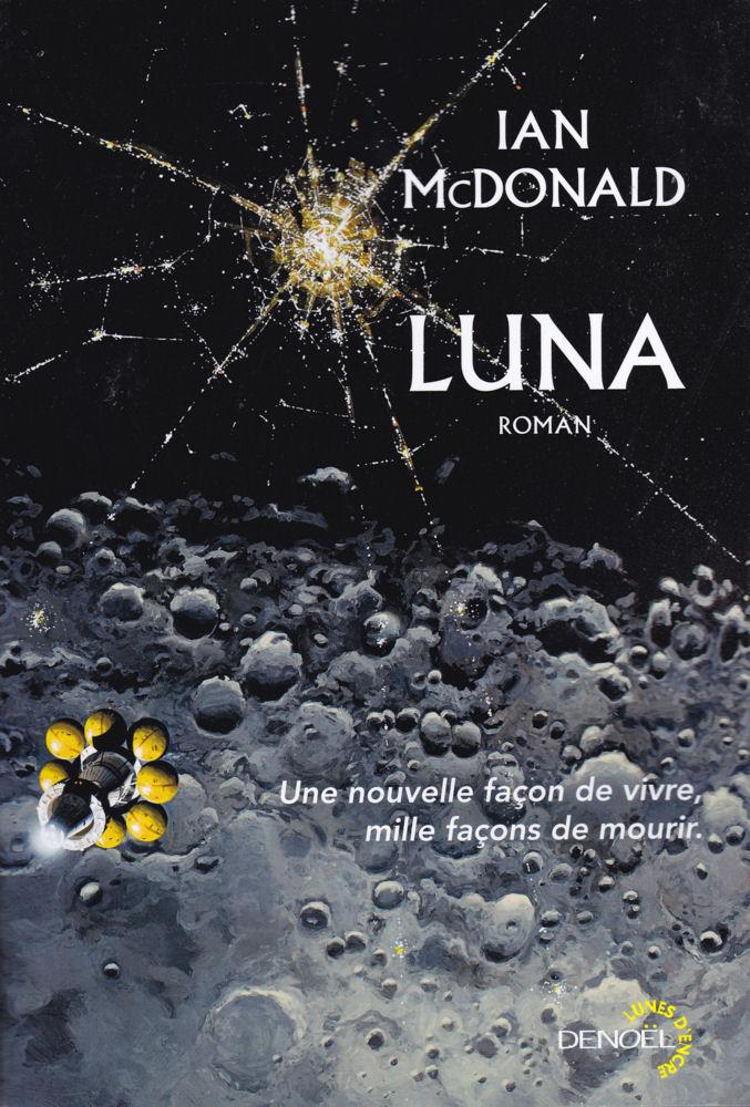 Luna : Nouvelle Lune