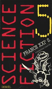 Science-Fiction 5 : France XXIe s. (première partie)
