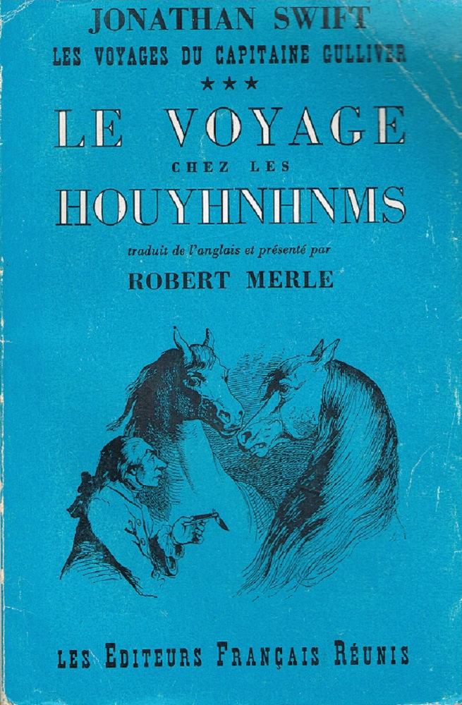 Le Voyage chez les Houyhnhms