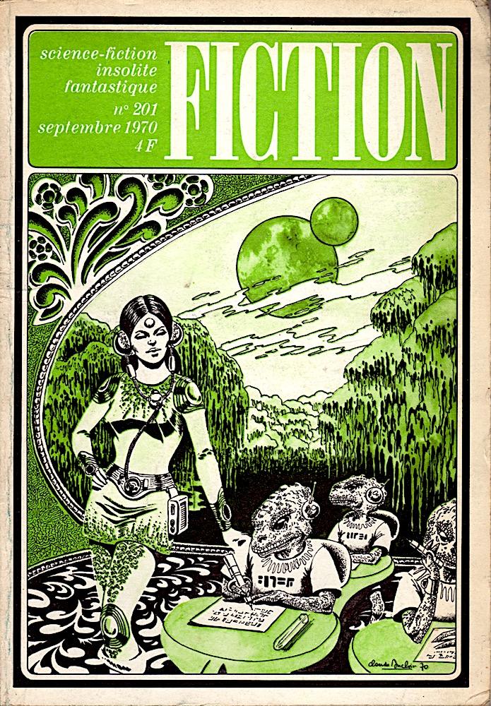 Fiction n° 201