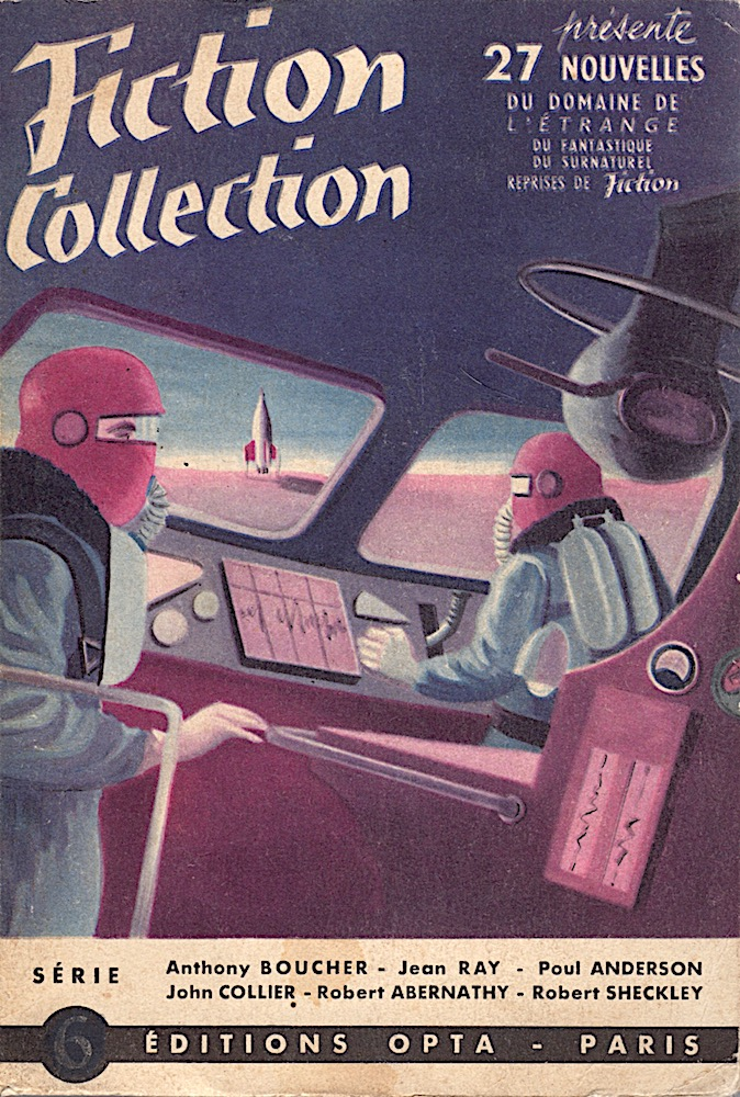 Fiction Collection n° 6