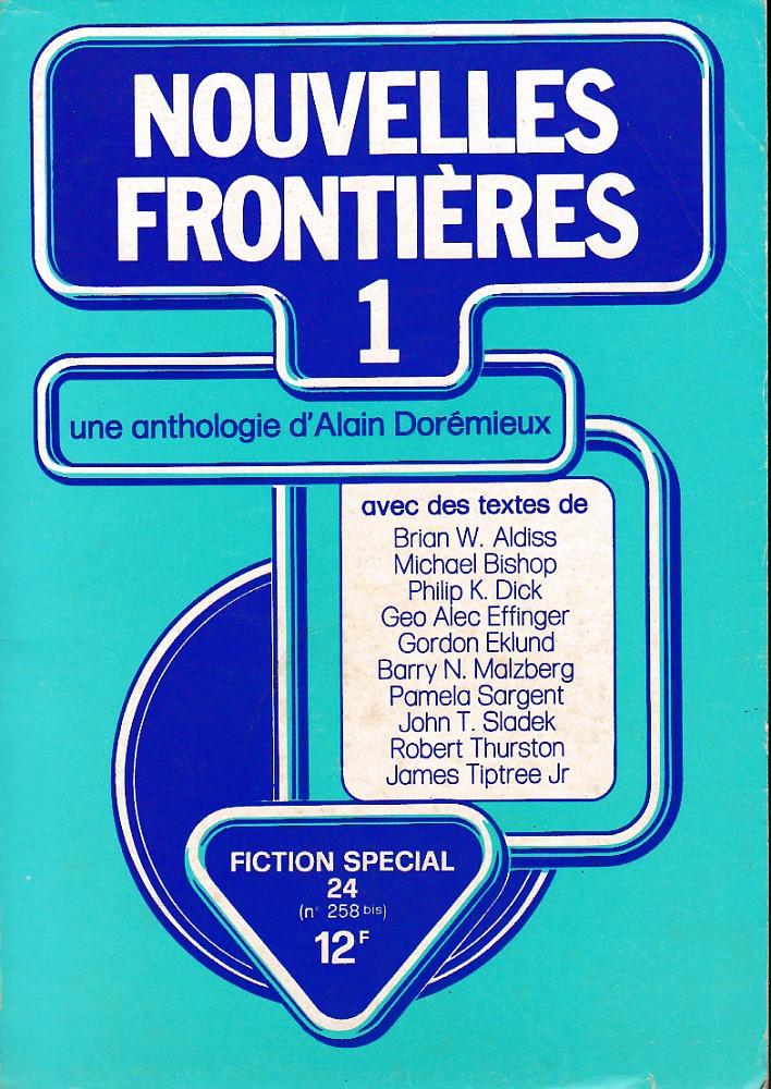 Fiction spécial n° 24 : Nouvelles Frontières (1ère série)