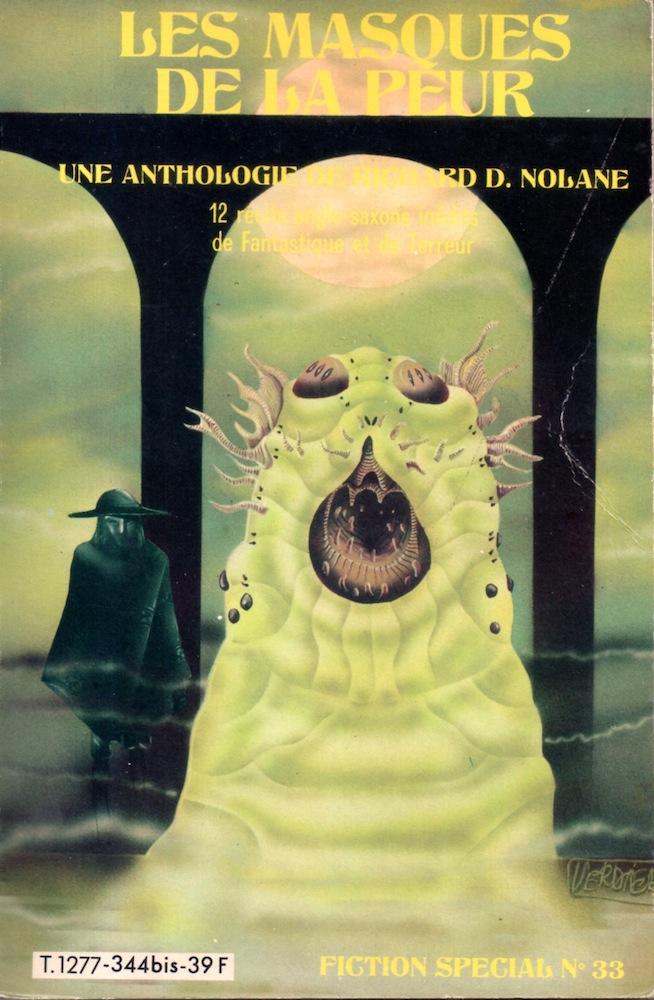 Fiction spécial n° 33 : Les masques de la peur