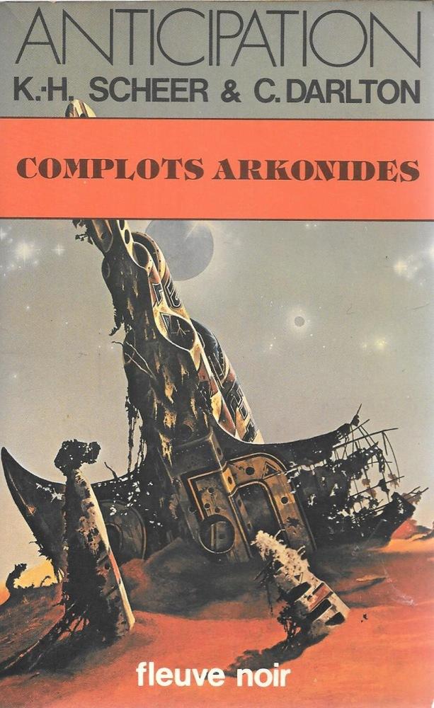 Complots arkonides