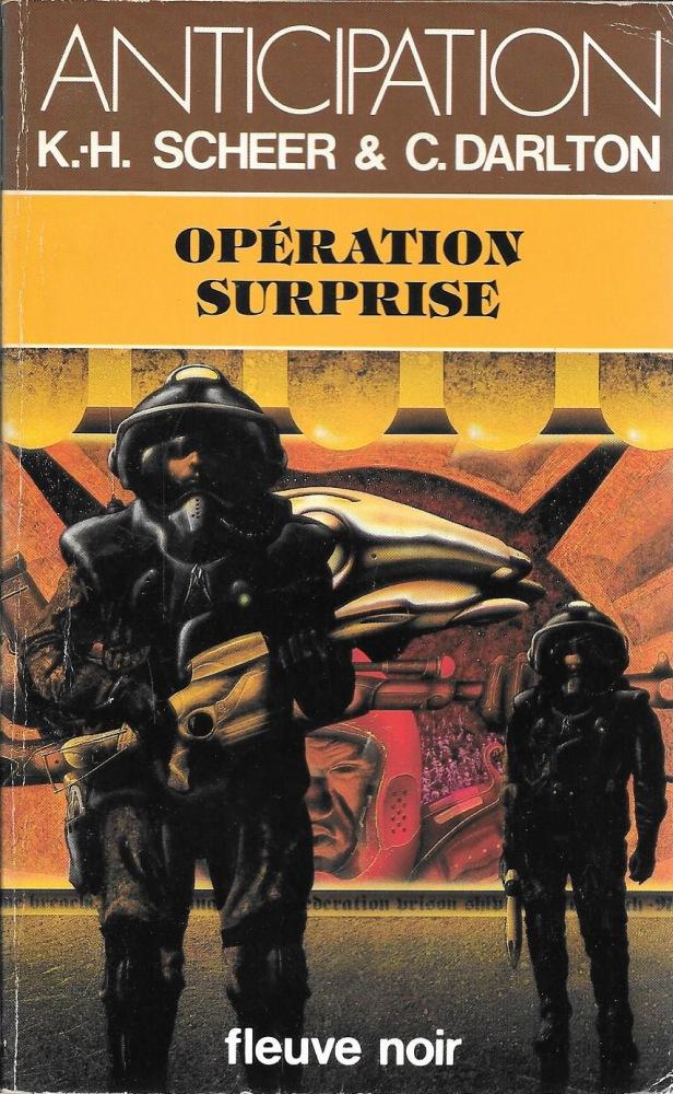 Opération surprise