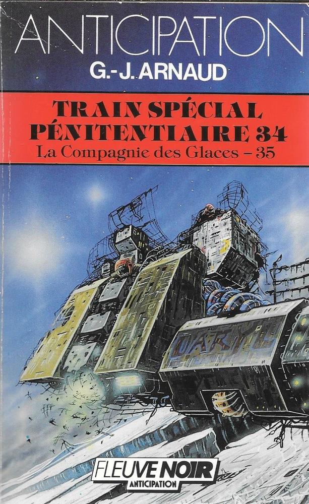 Train spécial pénitentiaire 34