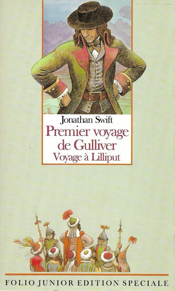 Premier voyage de Gulliver. Voyage à Lilliput