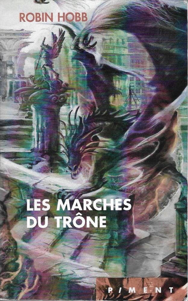 Les Marches du trône