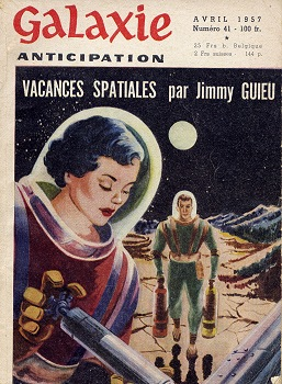 Galaxie (1ère série) n° 41