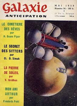 Galaxie (1ère série) n° 54