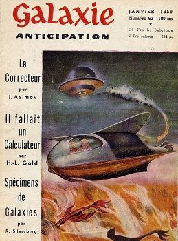 Galaxie (1ère série) n° 62