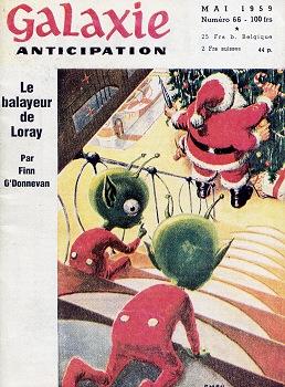 Galaxie (1ère série) n° 66