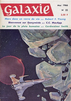 Galaxie (2ème série) n° 25