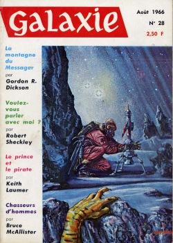 Galaxie (2ème série) n° 28