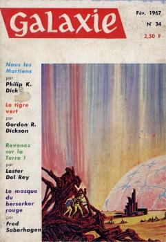 Galaxie (2ème série) n° 34