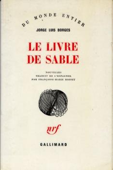Le Livre De Sable Editions De L Ouvrage Noosfere