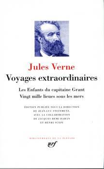 Voyages extraordinaires - Les Enfants du capitaine Grant – Vingt mille lieues sous les mers