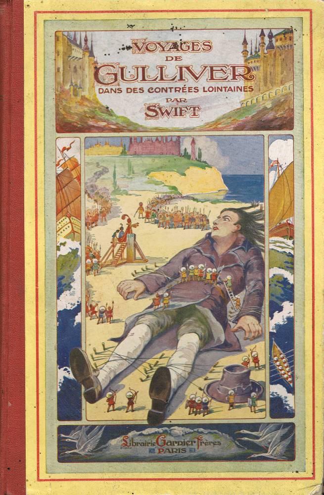Voyages de Gulliver dans des contrées lointaines