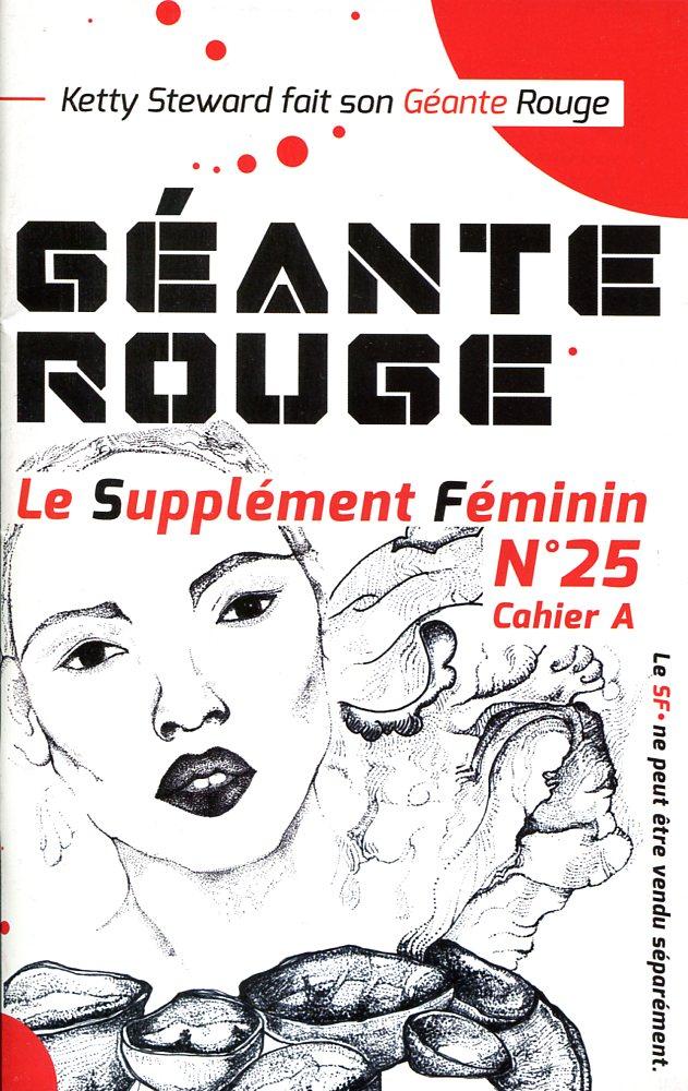 Géante Rouge n° 25 - Cahier A : Le Supplément Féminin