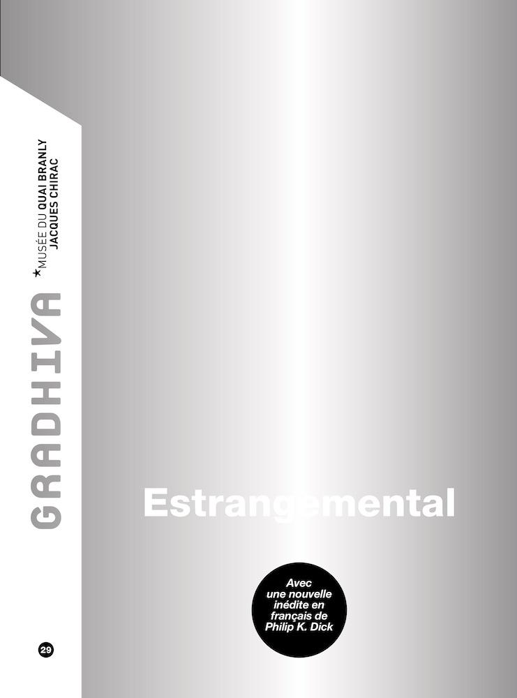 Gradhiva n° 29 - Estrangemental