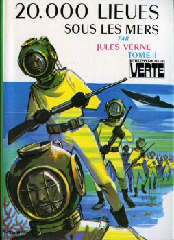 20.000 lieues sous les mers - tome II