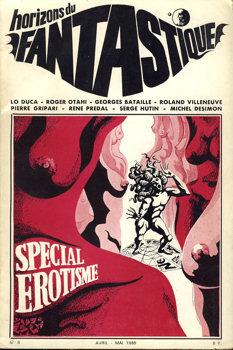 Horizons du fantastique n° 6 - Spécial érotisme