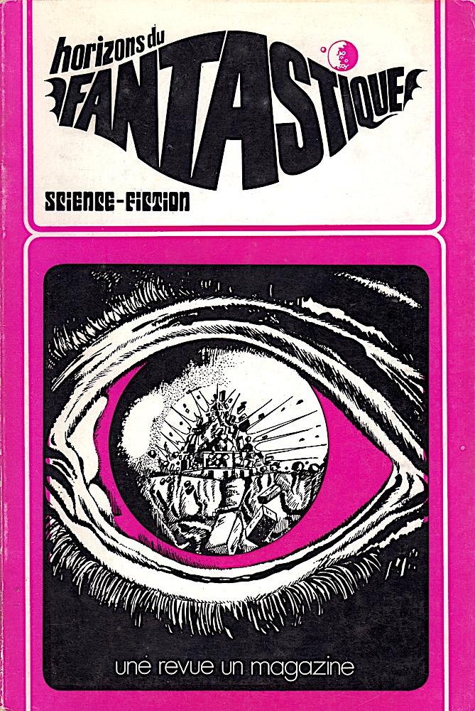 Horizons du fantastique n° 18 - Science-Fiction